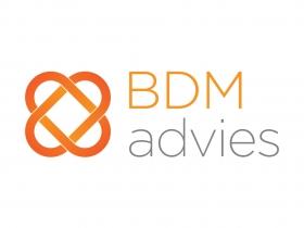 Logo ontwerp BDM advies