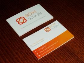 Visitekaartje BDM advies