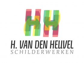 Logo ontwerp H. van den Heuvel