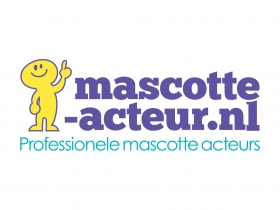 Logo ontwerp Mascotte Acteur