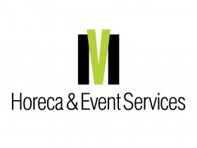 Logo ontwerp MV Horeca en Eventservices